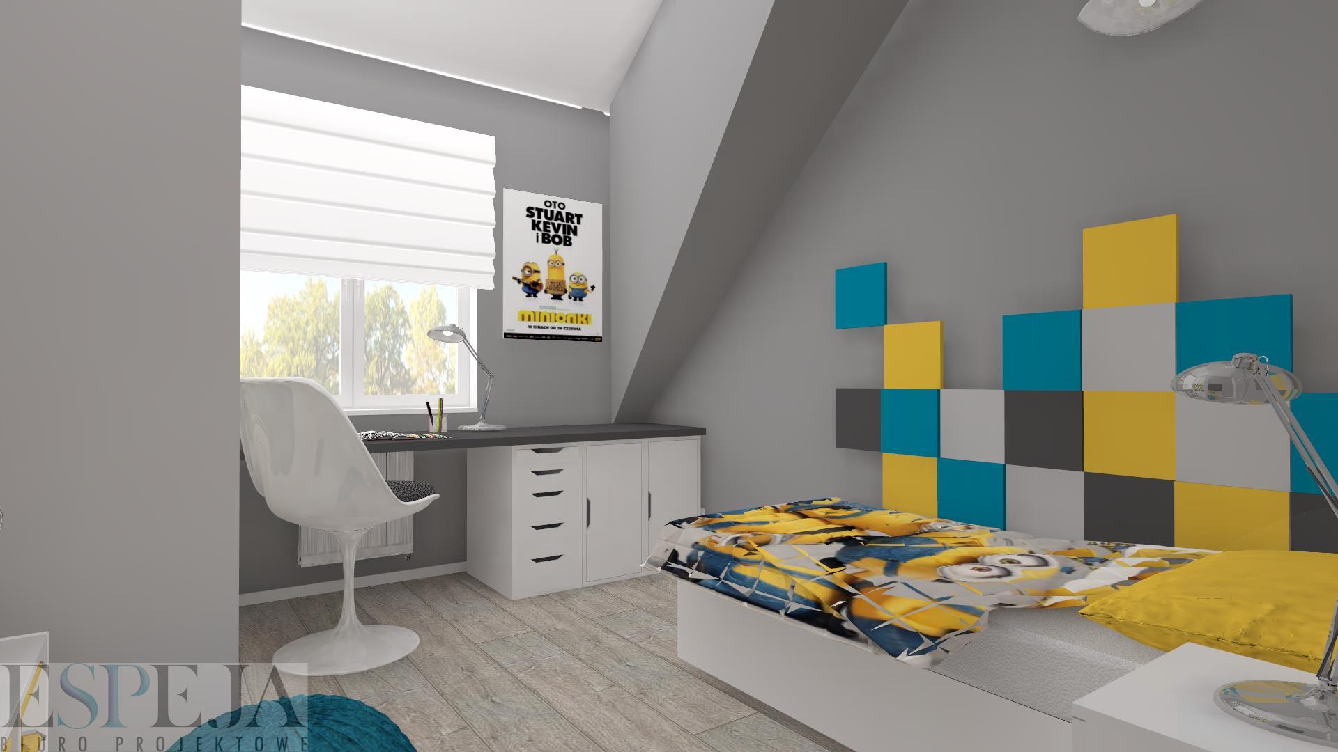 w ski pok j dla ch opca najlepsze pomys y na wystr j domu i inspiracje meblami. Black Bedroom Furniture Sets. Home Design Ideas